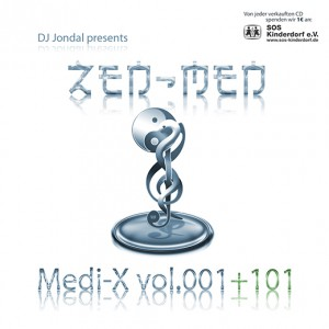 CD cover of Medi-X vol.001+101 special edition for SOS Kinderdorf
