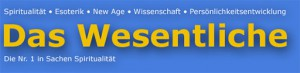 Logo of Das Wesentliche magazine