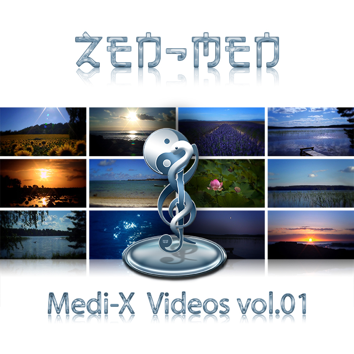 Video album cover of Medi-X Videos vol.01