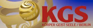The logo of KGS Berlin