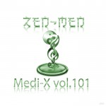 The CD cover of Medi-X vol.101 by ZEN-MEN