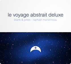 CD cover of Le voyage abstrait deluxe